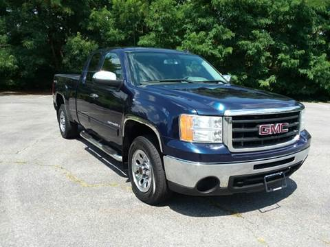 2009 GMC Sierra 1500 for sale at Westford Auto Sales in Westford MA