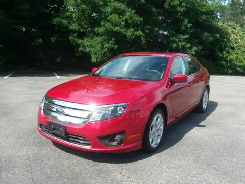 2010 Ford Fusion for sale in Westford, MA