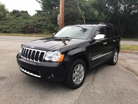 2008 Jeep Grand Cherokee for sale at Westford Auto Sales in Westford MA