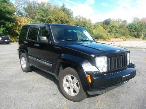 2012 Jeep Liberty for sale in Westford, MA