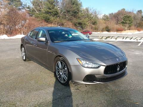 2014 Maserati Ghibli for sale at Westford Auto Sales in Westford MA