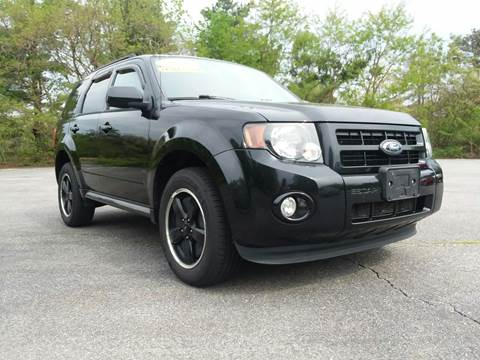 2011 Ford Escape for sale at Westford Auto Sales in Westford MA