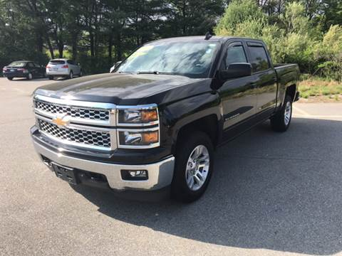 2015 Chevrolet Silverado 1500 for sale at Westford Auto Sales in Westford MA