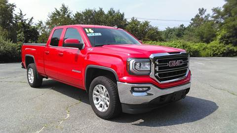 2016 GMC Sierra 1500 for sale at Westford Auto Sales in Westford MA