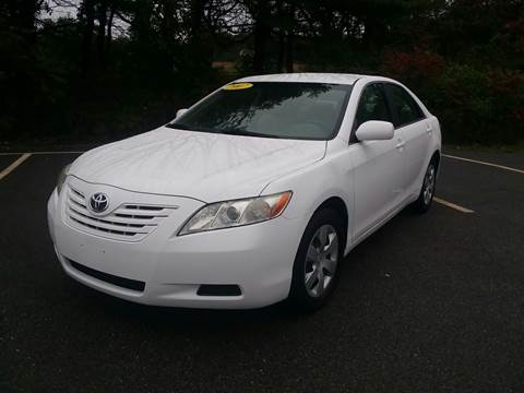 2007 Toyota Camry for sale at Westford Auto Sales in Westford MA