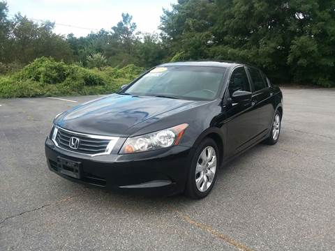 2008 Honda Accord for sale at Westford Auto Sales in Westford MA