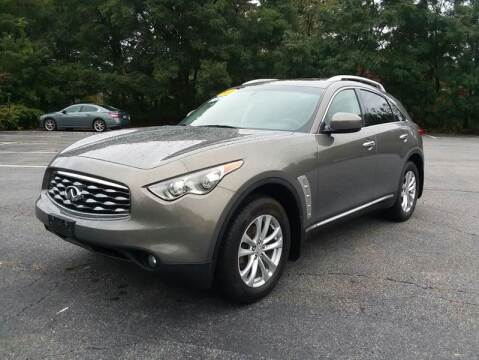 2009 Infiniti FX35 for sale at Westford Auto Sales in Westford MA