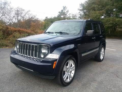 2012 Jeep Liberty for sale at Westford Auto Sales in Westford MA