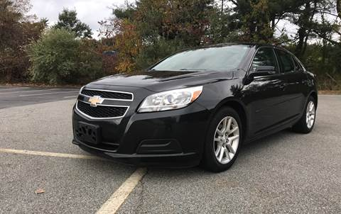 2013 Chevrolet Malibu for sale at Westford Auto Sales in Westford MA