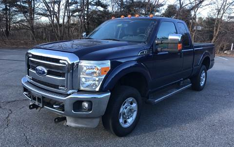 2011 Ford F-250 Super Duty for sale at Westford Auto Sales in Westford MA