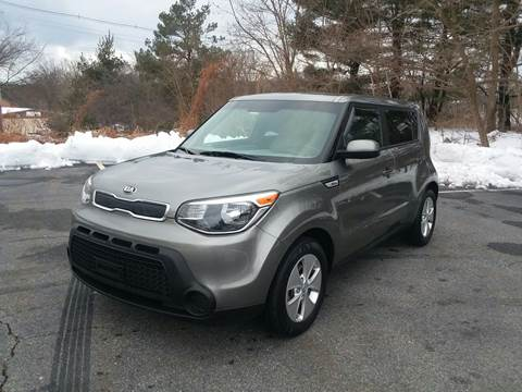 2015 Kia Soul for sale at Westford Auto Sales in Westford MA