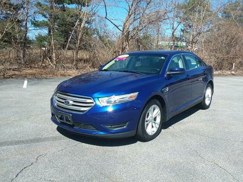 2013 Ford Taurus for sale at Westford Auto Sales in Westford MA