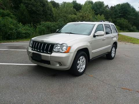 2010 Jeep Grand Cherokee for sale at Westford Auto Sales in Westford MA