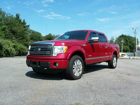 2011 Ford F-150 for sale at Westford Auto Sales in Westford MA