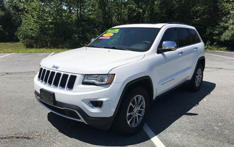 2014 Jeep Grand Cherokee for sale at Westford Auto Sales in Westford MA