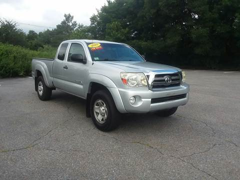 2010 Toyota Tacoma for sale at Westford Auto Sales in Westford MA