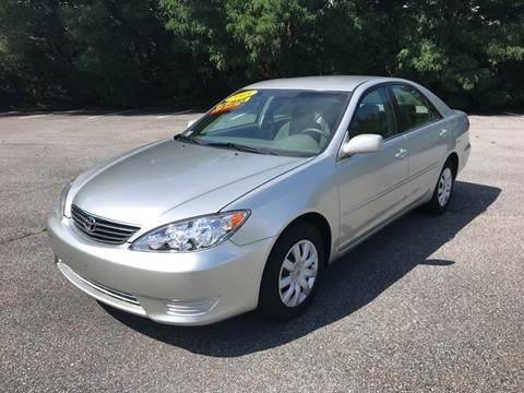 2005 Toyota Camry for sale at Westford Auto Sales in Westford MA