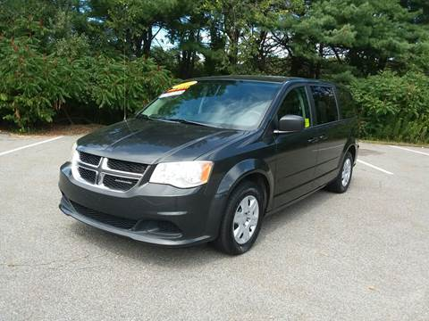 2011 Dodge Grand Caravan for sale at Westford Auto Sales in Westford MA