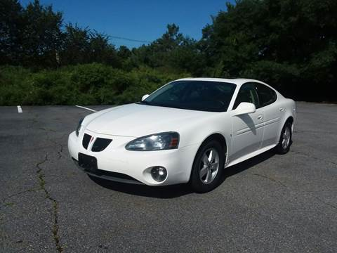 2006 Pontiac Grand Prix for sale at Westford Auto Sales in Westford MA