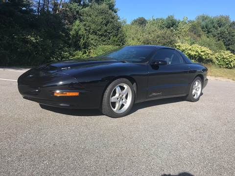 1995 Pontiac Firebird for sale at Westford Auto Sales in Westford MA