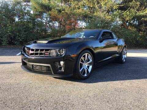 2010 Chevrolet Camaro for sale at Westford Auto Sales in Westford MA