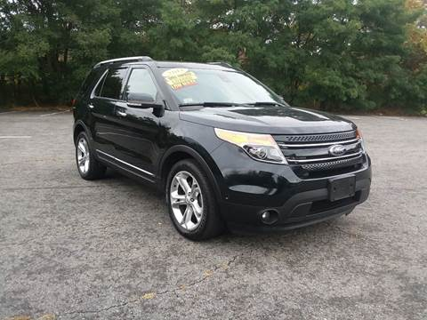 2014 Ford Explorer for sale at Westford Auto Sales in Westford MA