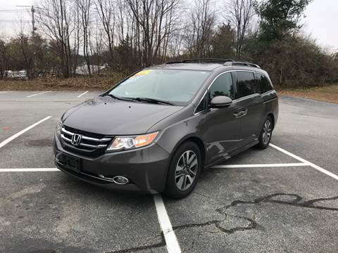 2015 Honda Odyssey for sale in Westford, MA