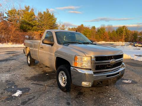 2007 Chevrolet Silverado 2500HD for sale at Westford Auto Sales in Westford MA