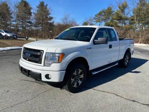 2013 Ford F-150 for sale at Westford Auto Sales in Westford MA