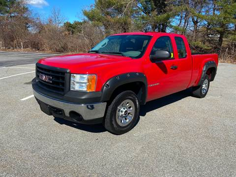 2007 GMC Sierra 1500 for sale at Westford Auto Sales in Westford MA