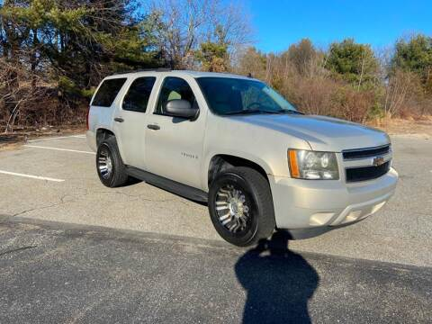 2007 Chevrolet Tahoe for sale at Westford Auto Sales in Westford MA