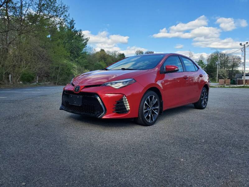 2017 Toyota Corolla for sale at Westford Auto Sales in Westford MA