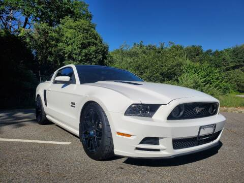 2013 Ford Mustang for sale at Westford Auto Sales in Westford MA