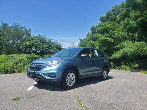 2015 Honda CR-V for sale at Westford Auto Sales in Westford MA