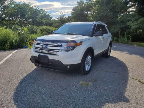 2012 Ford Explorer for sale at Westford Auto Sales in Westford MA