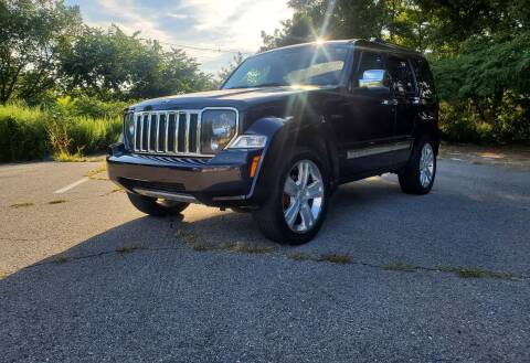 2011 Jeep Liberty for sale at Westford Auto Sales in Westford MA
