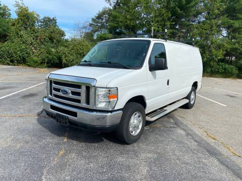2013 Ford E-Series Cargo for sale at Westford Auto Sales in Westford MA