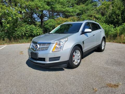 2012 Cadillac SRX for sale at Westford Auto Sales in Westford MA