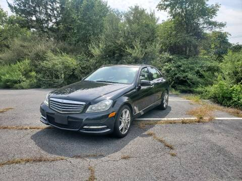 2012 Mercedes-Benz C-Class for sale at Westford Auto Sales in Westford MA