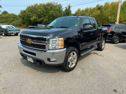 2012 Chevrolet Silverado 2500HD for sale at Westford Auto Sales in Westford MA