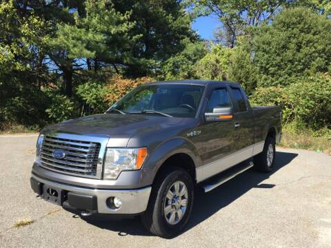 2012 Ford F-150 for sale at Westford Auto Sales in Westford MA