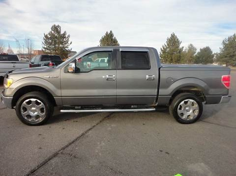2010 Ford F-150 for sale at Preston Hometown Auto in Preston ID