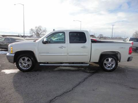 2012 Chevrolet Silverado 1500 for sale at Preston Hometown Auto in Preston ID