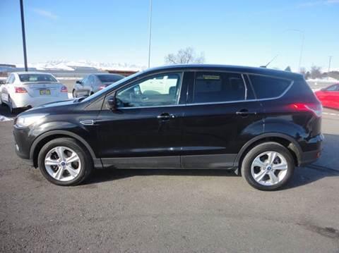 2013 Ford Escape for sale at Preston Hometown Auto in Preston ID