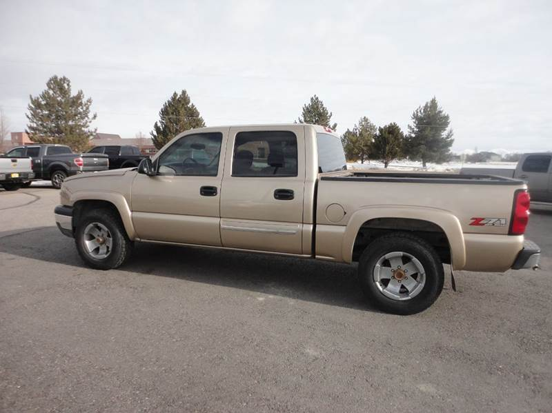 2005 Chevrolet Silverado 1500 for sale at Preston Hometown Auto in Preston ID
