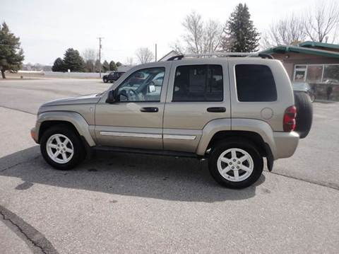 2006 Jeep Liberty for sale at Preston Hometown Auto in Preston ID
