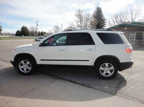 2010 GMC Acadia for sale at Preston Hometown Auto in Preston ID