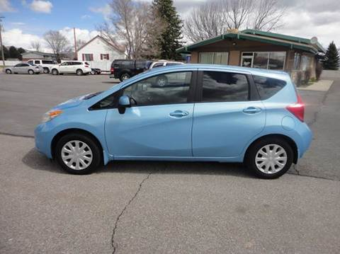2014 Nissan Versa Note for sale at Preston Hometown Auto in Preston ID