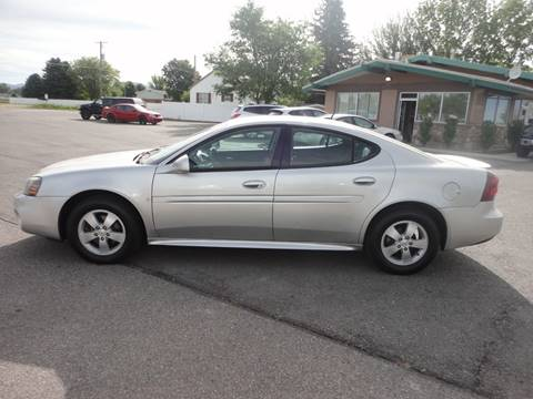 2008 Pontiac Grand Prix for sale in Preston, ID