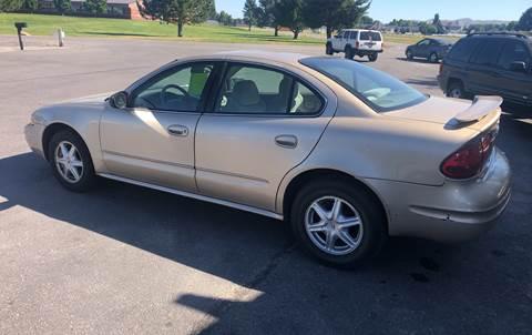 2004 Oldsmobile Alero for sale at Preston Hometown Auto in Preston ID